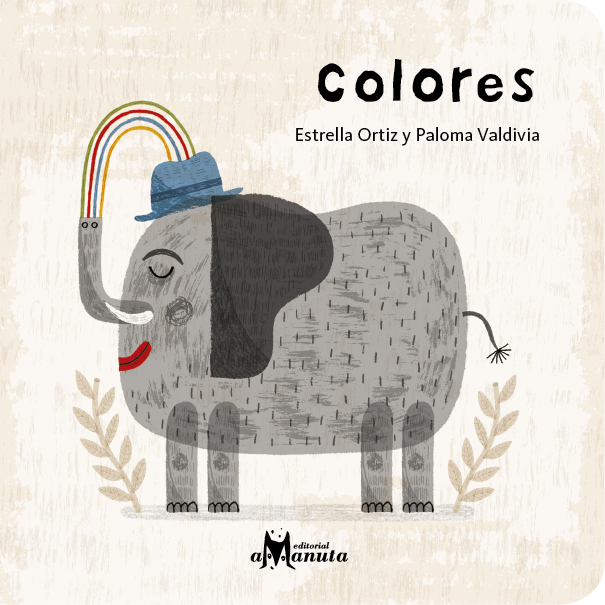 Libro Colores - Estrella Ortiz