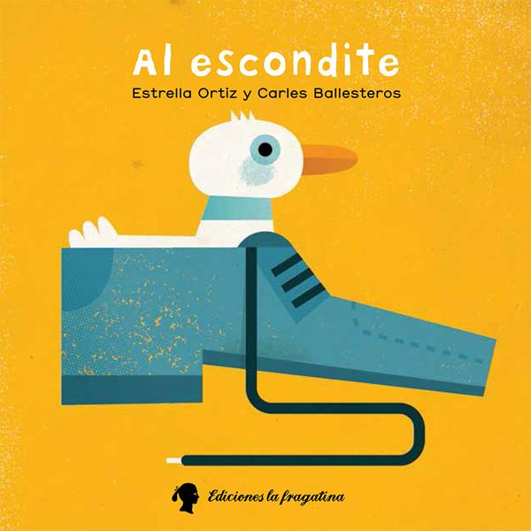 Libro Al escondite - Estrella Ortiz