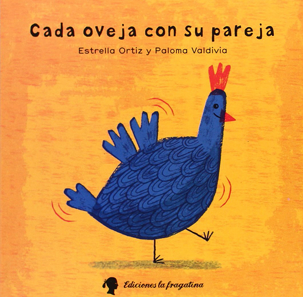 Libro Cada oveja - Estrella Ortiz