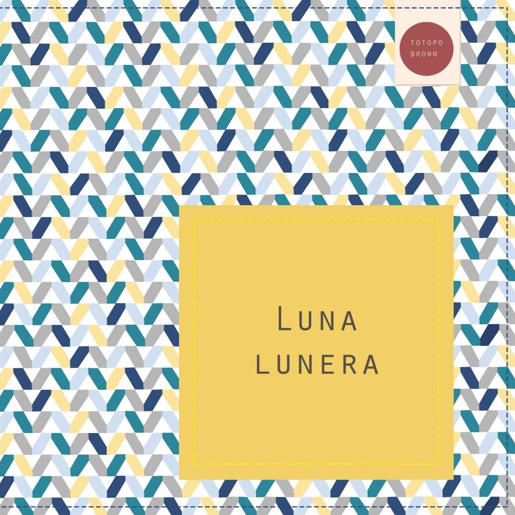 Libro Luna Lunera - Estrella Ortiz Totopo Brown
