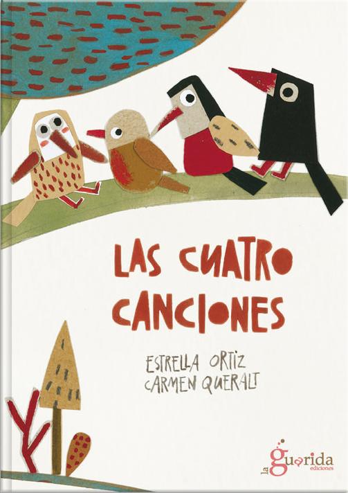 Libro Las cuatro estaciones - Estrella Ortiz