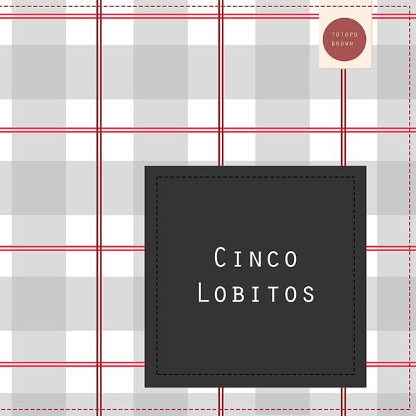 Libro Cinco Lobitos - Estrella Ortiz