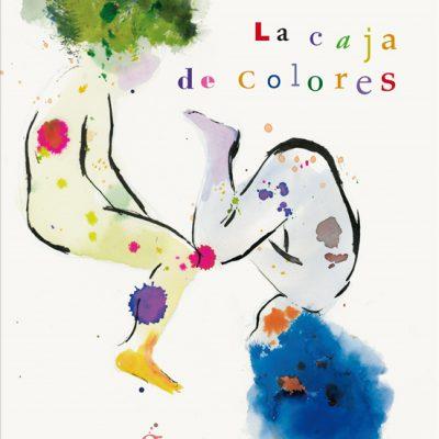 Libro La caja de colores - Estrella Ortiz