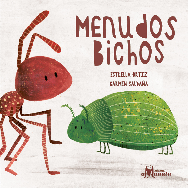 Libro Menudos bichos - Estrella Ortiz